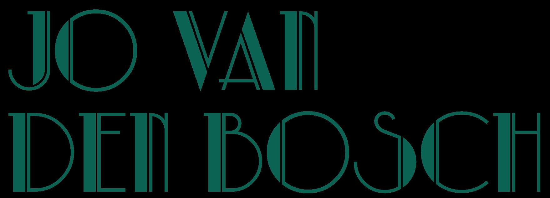 Jo Van Den Bosch